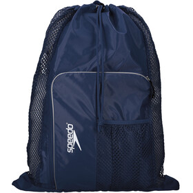 speedo Deluxe Ventilator Mesh Bag Navy